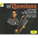Wagner: Tannhäuser ~ Domingo, Studer, Baltsa, Salminen, A. Schmidt; Sinopoli