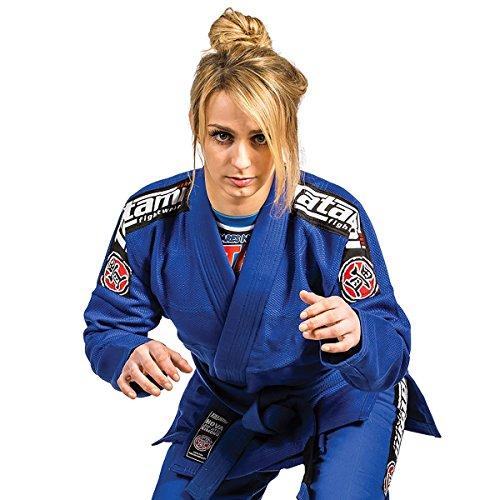 Tatami Womens Nova 2015 Gi - Blue - F1