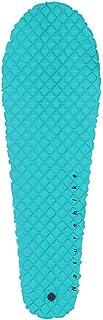 Prosperveil Mifare TPU Tapis de camping par pression de la main gonflable Air Matelas de couchage lit bleu