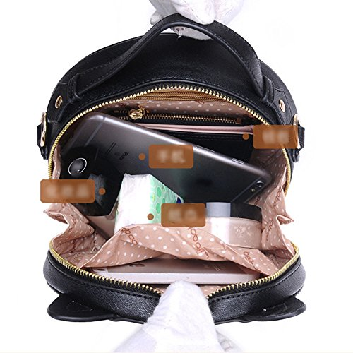 Chain Women Crossbody Zipper Fashion Summer Bag Pink Mini Bag Bag Shoulder Small Round 1Yzxq5w