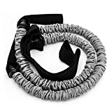 SKYYU Nutrilite Abdomen Round Abs Wheel Push-ups Wheel Use Exercise Equipment at Home/Pull The Rope Tension Band (Tension band)