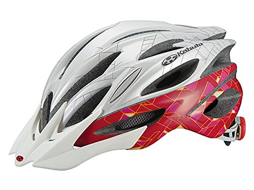 [해외]OGK KABUTO (호주 케이 부토) 헬멧 REGAS-2 LADIES ジオレッド옐로우 사이즈: SM / Ogk Kabuto (Aussie keite) helmet REGAS-2 LADIES Geo red yellow size: SM