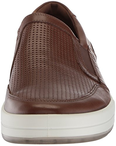 ECCO Men's Jack Slip on Sneaker Cocoa Brown Sport cheap sale finishline cheap sale popular clearance excellent free shipping for sale sale 9rCaN2JU