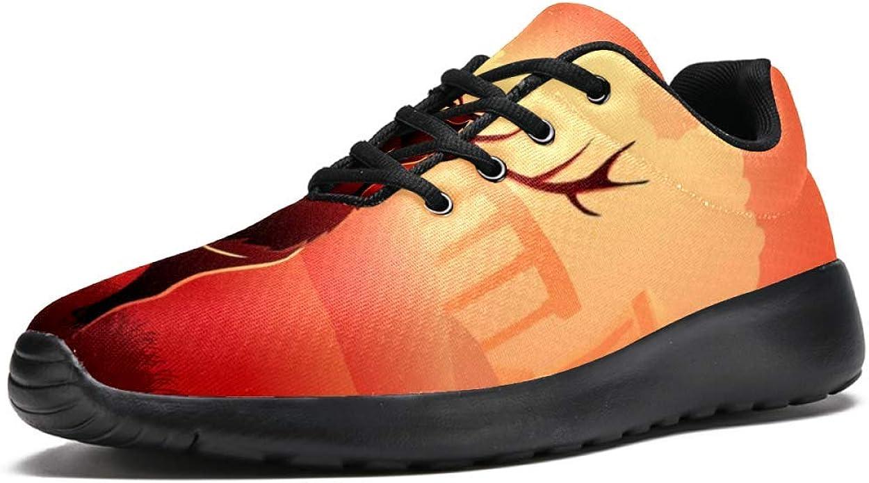 LORVIES Walking Shoes for Men Casual