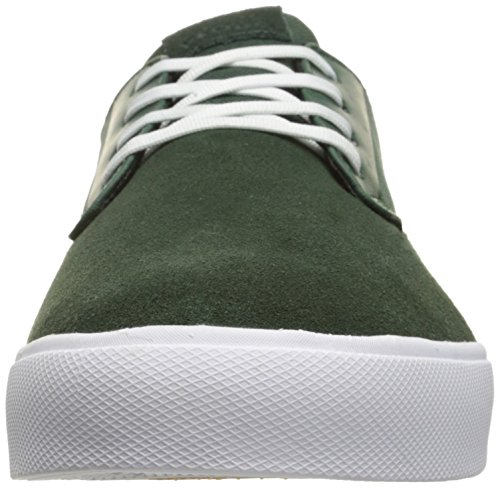 Globe Men's Motley LYT Skateboarding Shoe Green/White sale official site sale websites S32qK8uI