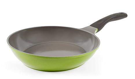 Neoflam Perfectoss Ceramic Nonstick Frying Pan Avocado Green