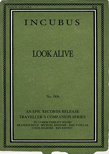 DVD : Incubus - Look Alive