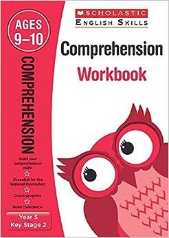 Comprehension Workbook (Year 5) (Scholastic English Skills)