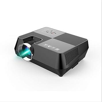 Proyector LED Opcional HD WiFi Pocket Pico Proyector Soporte de ...