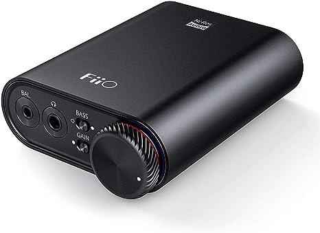 Fiio K3 E30 Digital Analog Wandler Und Kopfhörerverstärker Mit 3 5mm Und 2 5mm Kopfhörerausgang Heimkino Tv Video