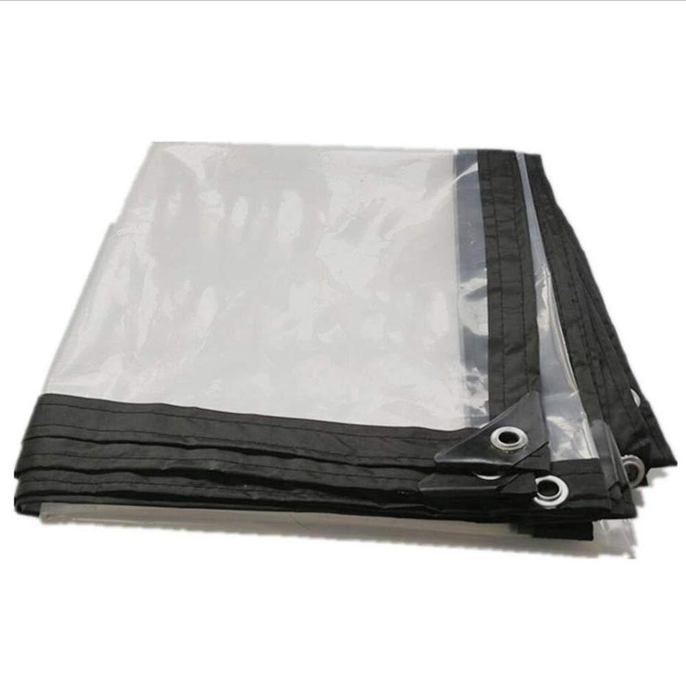 QX pengbu IAIZI IAIZI IAIZI Plane Wasserdichte Plane Kunststofftuch transparent Starke Plane (Farbe   Klar, größe   3x5m) B07P62JM1H Zeltplanen Authentische Garantie 92682a