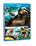 JOURNEY 1 and 2 Double Feature BLU-RAY SET (Journey to the Center of the Earth/Journey 2: Mysterious Island)