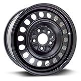 jeep 17 rims - RTX, Steel Rim, New Aftermarket Wheel, 17X7, 5X127, 71.5, 40, black finish X47127