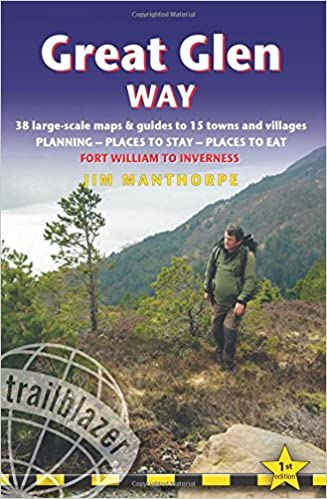 Great Glen Way Guidebook