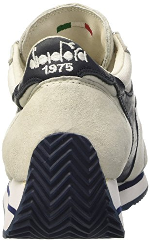 Diadora Heritage EQUIPE W SW 156030C0837 Sneaker Bianco 36,5 Woman