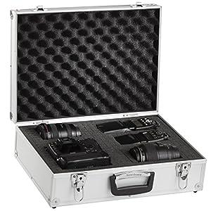pro camera aluminium case flight case original amazon
