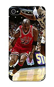 SGnCjvn1992IoxHd Faddish Michael Jordan Vs Shaquille Oneal Case Cover For Iphone 5/5s With Design For Christmas Day's Gift