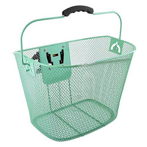 Sunlite QR Mesh Basket w/Bracket, Green