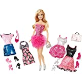 Barbie Doll with Fashion Outfit Assortment