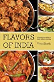 Flavors of India, Viya Sheth, 145029698X
