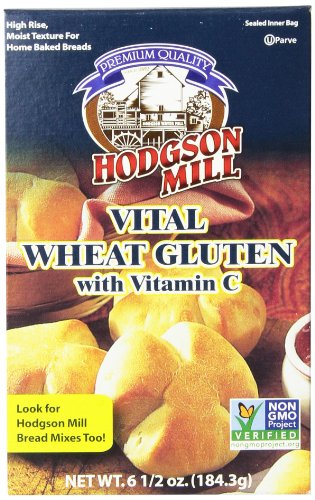Hodgson Mill Vital Wheat Gluten with Vitamin C, 6.5 Ounce