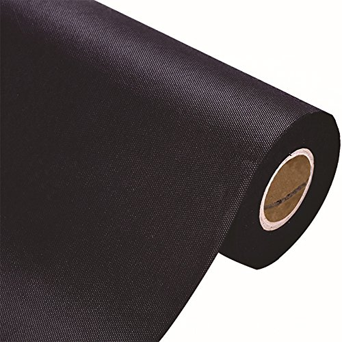 OriginA 2.3 Oz Premium Weed Control Fabric Ground Cover Weed Barrier Eco-Friendly for Vegetable Garden Landscape,Non Woven Fabric, 6x200ft, Black by OriginA (Image #1)
