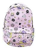 GK-O Anime Sailor Moon Luna Canvas Girls Travel Schoolbag Backpack Student Shoulder Bag Cosplay Costume