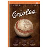 MLB Vintage World Series Films - Baltimore Orioles 1966, 1970 & 1983 by A&E Home Video