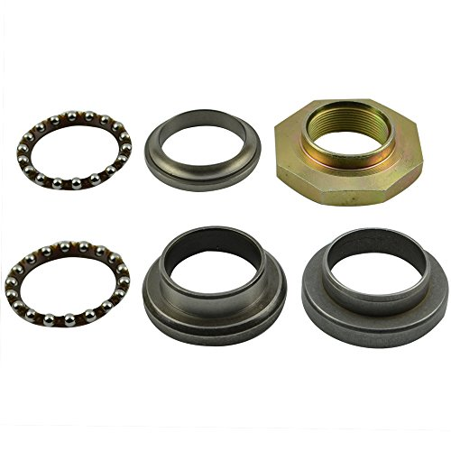 FLYPIG Steering Rod Bearing Set Kit for Yamaha PW50 PW 50 1981 - (Steering Bearing Set)
