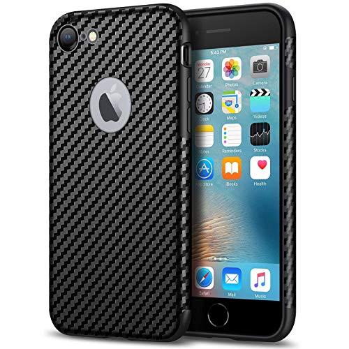 TecKraft Soft Back Case for Apple iPhone 7