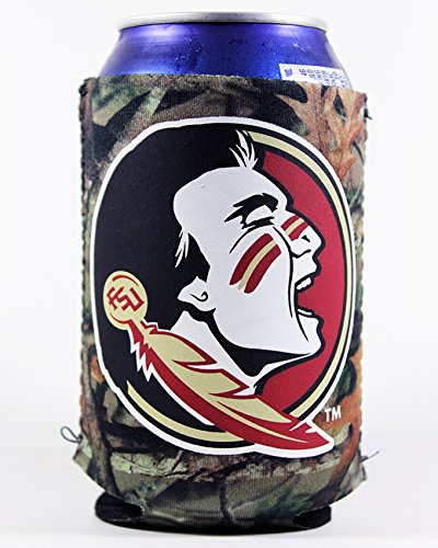 Kolder Florida State Seminoles Vista Hunting Camo Can Coolie