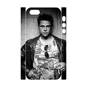 C-EUR Cell phone Protection Cover 3D Case Brad Pitt For Iphone 5,5S by icecream design