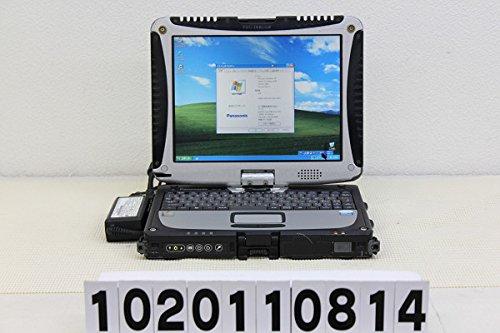 (Panasonic Toughbook CF19 core i5 120GB SSD HDD 6GB MM Win 7 64bit GPS OFF 2010)