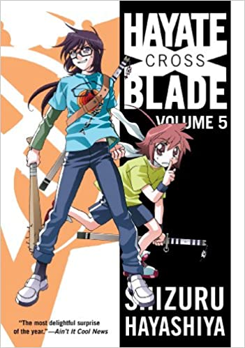 Hayate X Blade Vol 5 Shizuru Hayashiya Amazoncom Books