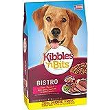 Kibbles 'N Bits Bistro Oven Roasted Beef & Vegetables Dry Dog Food Bonus Bag, 50 Lb