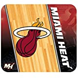 NBA Miami Heat Team Logo Neoprene Mouse Pad