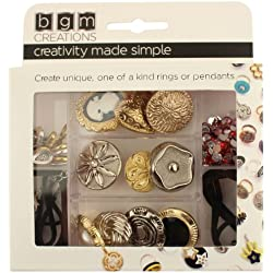 Buttons Galore Pendant Kit, Adults