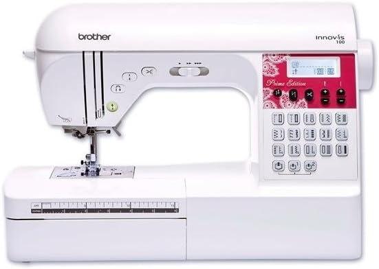 Brother Innov-is 100 Prime Edition NV100 - Máquina de coser ...