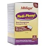 Medique Decongestant Medicines Review and Comparison