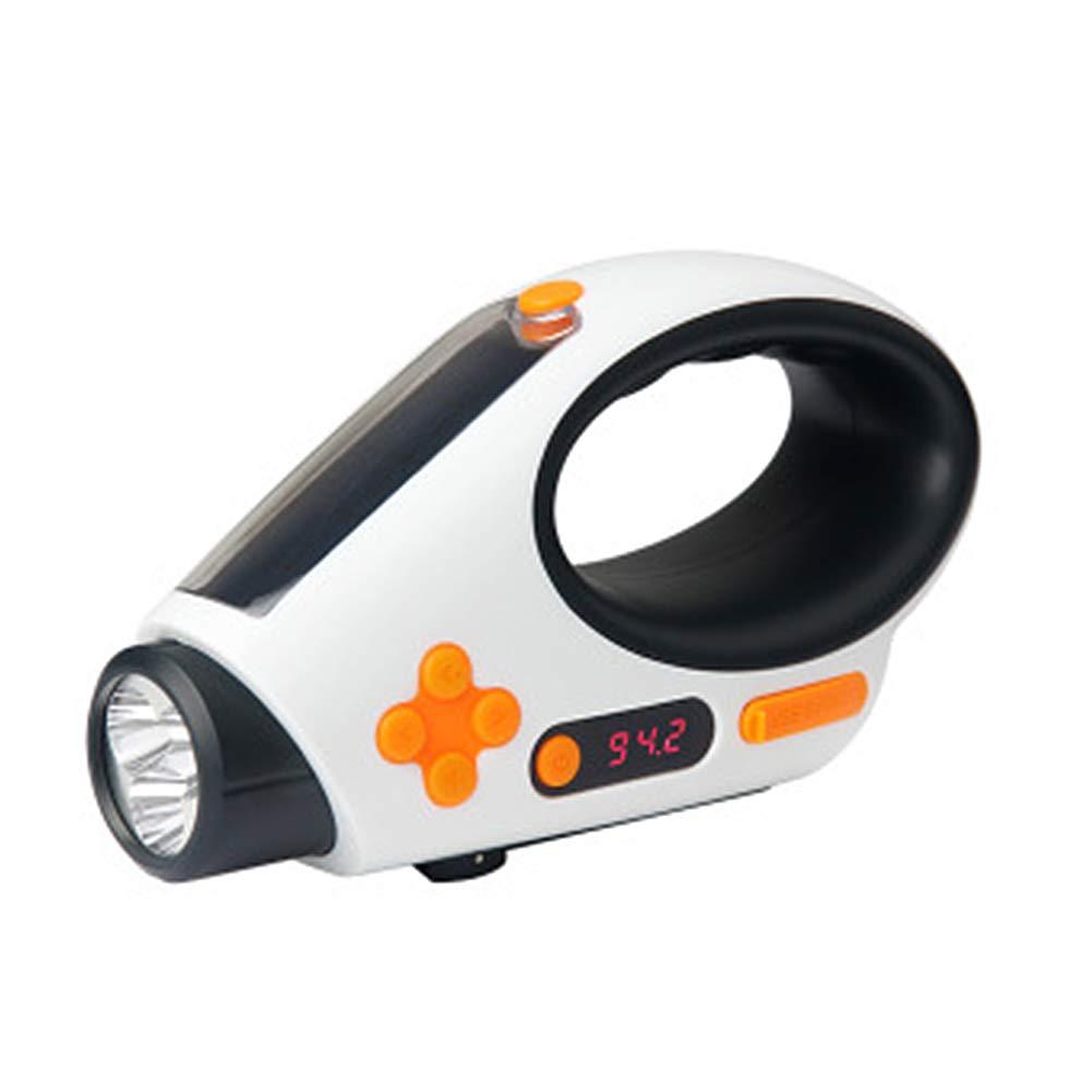 ZHONGST Solar Taschenlampe Multifunktional Outdoor Camping Beleuchtung LED Tragbar Notlicht