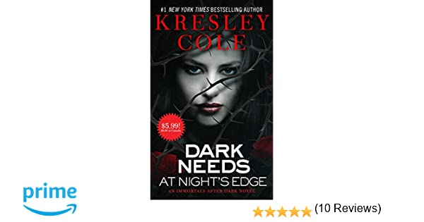dark needs at night s edge cole kresley