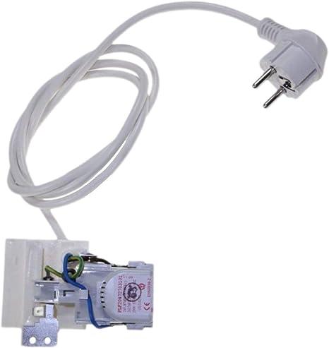 Ariston Hotpoint - Cable de alimentación de 1,5 m y filtro para ...