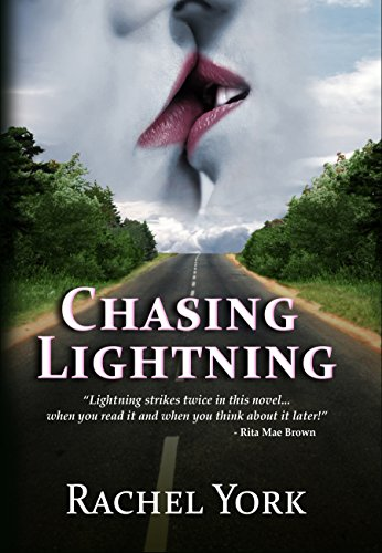 Chasing Lightning by [York, Rachel]