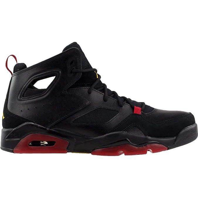 separation shoes e470d 9eb3b Amazon.com   Jordan Mens Jordan Fltclb  91 Leather Hight Top Lace Up  Basketball Shoes   Basketball
