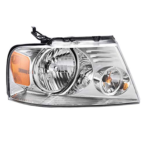 Passenger Side Headlamp Assembly Composite - Fits 2004-2008 Ford F-150 - Parts Link #: FO2503201