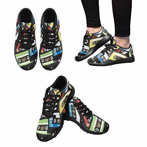Scarpa Da Jogging Leggera Da Donna Running Running Leggera Easy Go Walking Comfort Sport Scarpe Da Corsa Multi 14