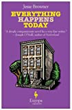 Everything Happens Today, Jesse Browner, 1609450515