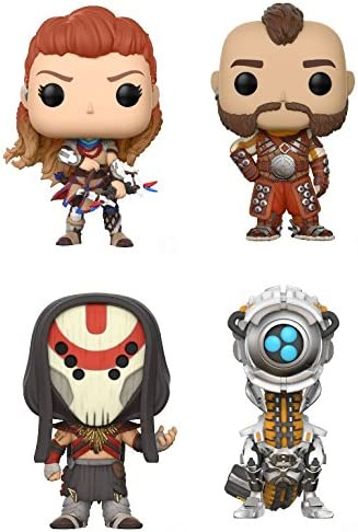 Vinyl Horizon Zero Dawn Erend Pop