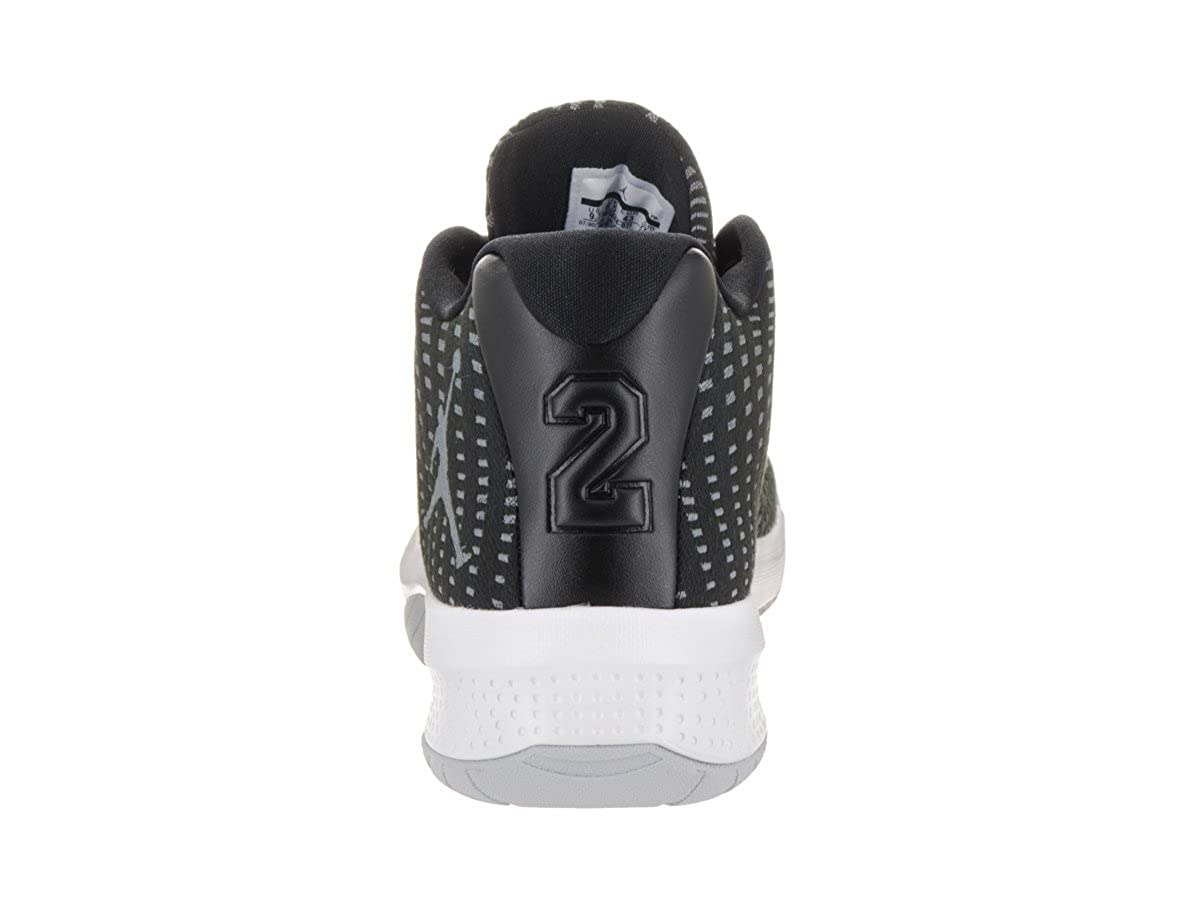149cefebb68fe0 Jordan Mens B.Fly Round Toe Lace-Up Basketball Shoes 881444 ...