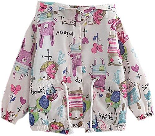 Sunnysame Toddler Lightweight Jacket Outerwear